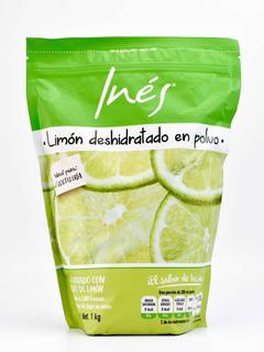 Limón En Polvo 5 Kilos 100% Jugo Natural