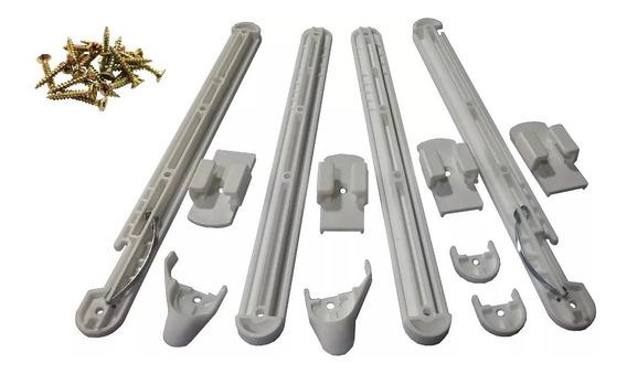 Grade Móvel Conjunto Berço Regulador 20mm C/ Parafusos R1217