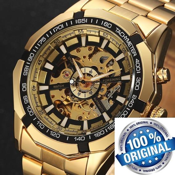 Relógio Automático Tm340, Frete Grátis Promoção De Ano Novo