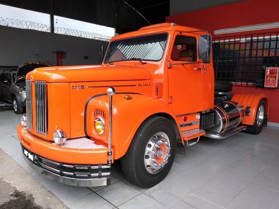 Scania Jacare 111 Impecavel