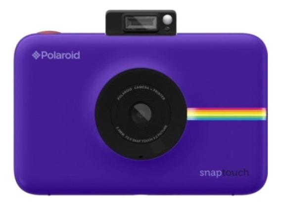 Polaroid Snap Touch instantânea cor púrpura