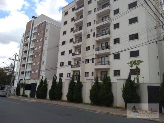 Apartamento Com 2 Dormitórios À Venda, 58 M² Por R$ 228.000,00 - Jardim Residêncial Firenze - Hortolândia/sp - Ap6592