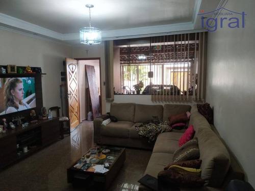 Sobrado Com 2 Dormitórios À Venda, 106 M² Por R$ 650.000,00 - Jardim Oriental - São Paulo/sp - So0435