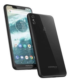 Celular Motorola Moto One 64gb 5.9 4gb 13mp+2mp + Película