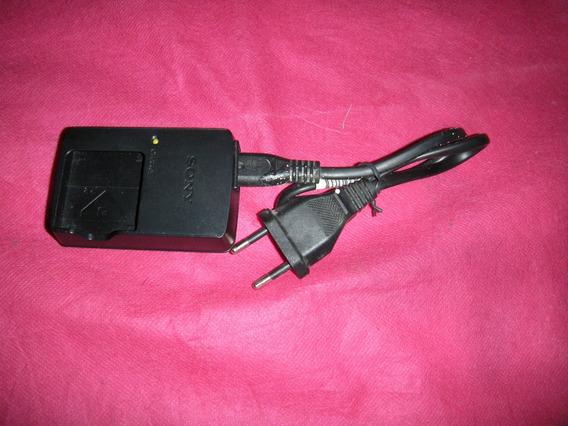 Carregador Da Bateria Marca Sony Modelo Bc-csn