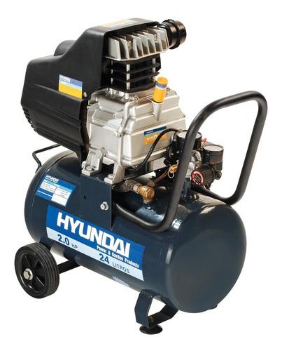 Compresor De Aire Hyundai Modelo Hyac 24d