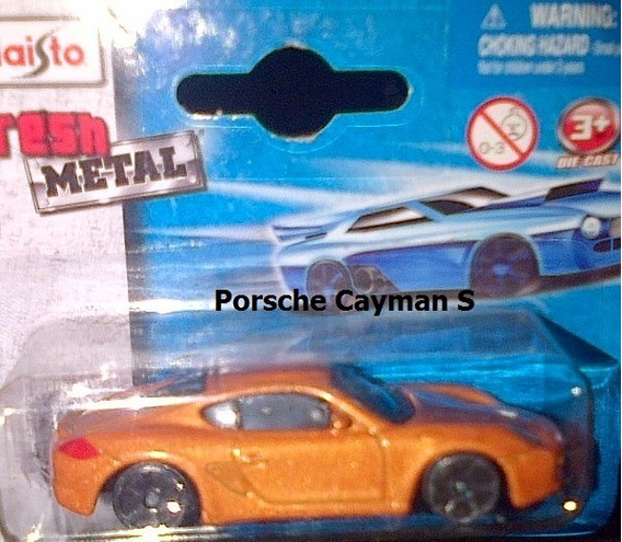 Carros Maisto De Coleccion Escala 1:64 Metal # 5