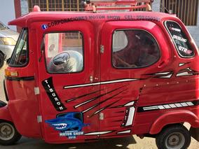 Mototaxi Bajaj 2018 Semi Nuevas A Crédito