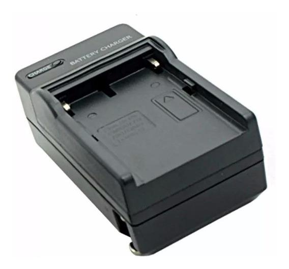 Carregador De Bateria Led Np-f960 Np-f550 Np-f570 Np-f770