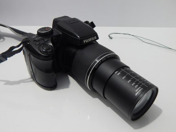 Câmera 40x De Zoom Fujifilm S8200