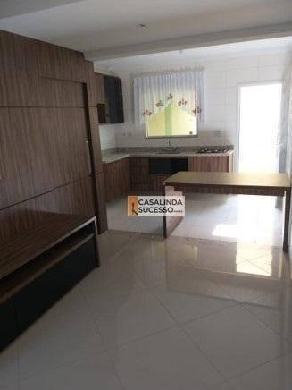 Sobrado Com 2 Dormitórios À Venda, 52 M² Por R$ 320.000,00 - Vila Granada - São Paulo/sp - So1067