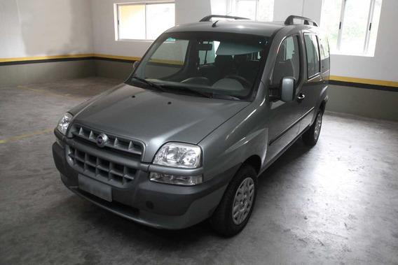 Fiat Doblo 1.8 Elx Flex
