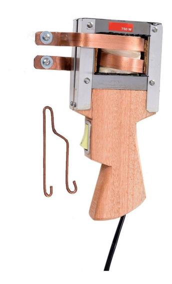 Soldador Estanhador Pistola Profissional 750w - 220v