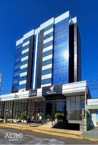 Sala Para Alugar, 26 M² Por R$ 1.000,00/mês - Altos Da Cidade - Bauru/sp - Sa0139