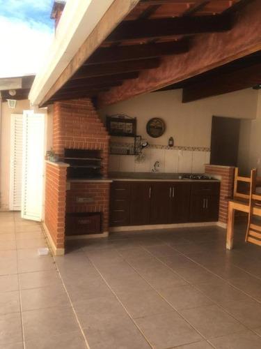 Casa Em Jardim Santa Mercedes, Jaguariúna/sp De 170m² 4 Quartos À Venda Por R$ 600.000,00 - Ca958579