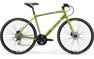 Bicicleta Merida Crossway Urban 20 D En Palermo 24v Hibrida