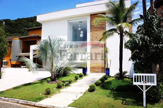 Casa Alto Padrão - Praia De Pernambuco - Cf16749