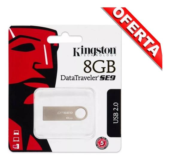 Pen Drive 8 Gb Kingston