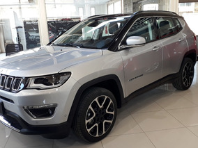 Jeep Compass 2.4 Limited Plus At 4x4