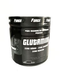 Glutamina Glutamine Forceup 300 Gramas