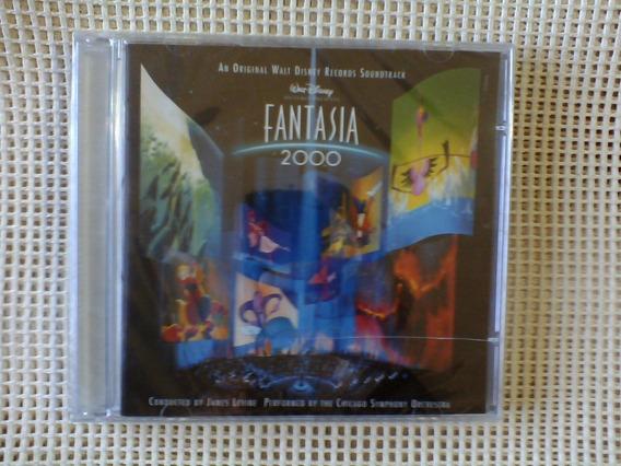Fantasia 2000 Original Soundtrack Cd