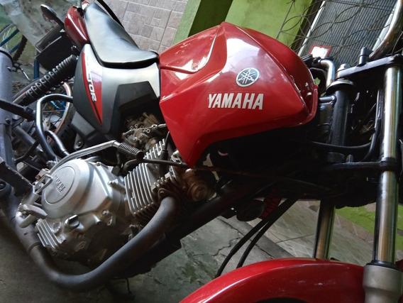 Yamaha Yamarra Factor 125