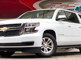 Chevrolet Suburban 5.3 Ls Tela 2016 9 Pasajeros