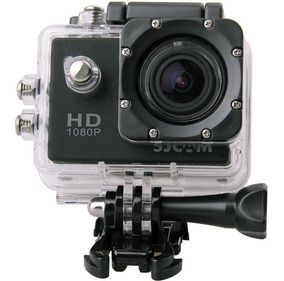 Câmera Sjcam Sj4000 Original 1080p Full Hd 12x Pelo Cartão