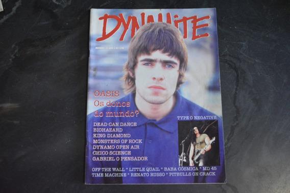 Dynamite 23 Oasis Revista