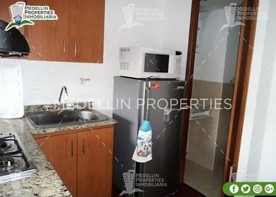 Arrendamientos De Apartamentos En Medellín Cód: 4289