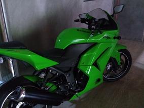 Kawasaki Ninja 250r Carenada