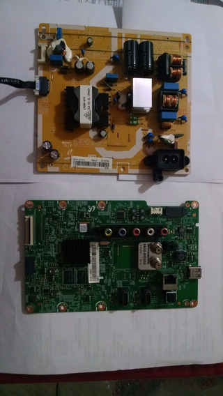 Placa Principal +fonte Samsung Smart/ Mod-un40h5103ag
