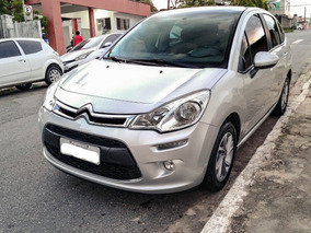 Citroën C3 Prata Tendance 1.6 Automático Excelente Estado