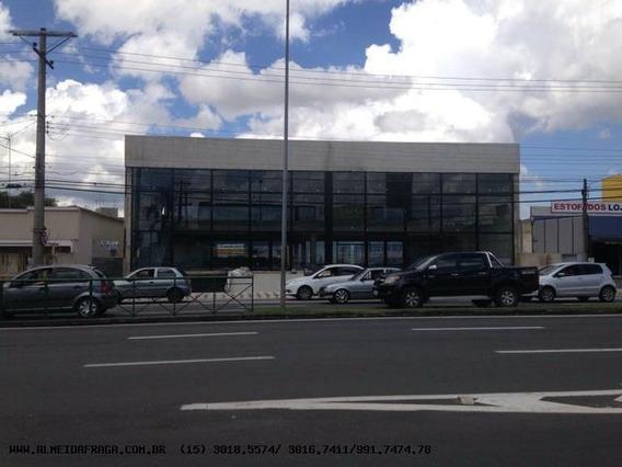 Ponto Comercial Para Locação Em Sorocaba, Avenida General Carneiro, 3 Banheiros, 25 Vagas - Loc-237