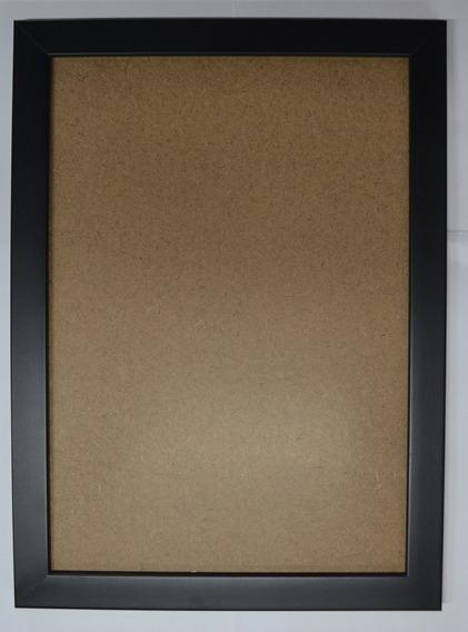 Moldura 80x150 Pr/br/tb