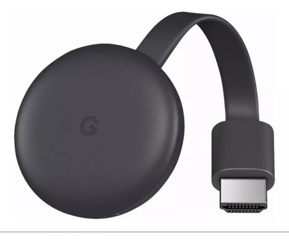 Chromecast 3 Geração Oficial Google
