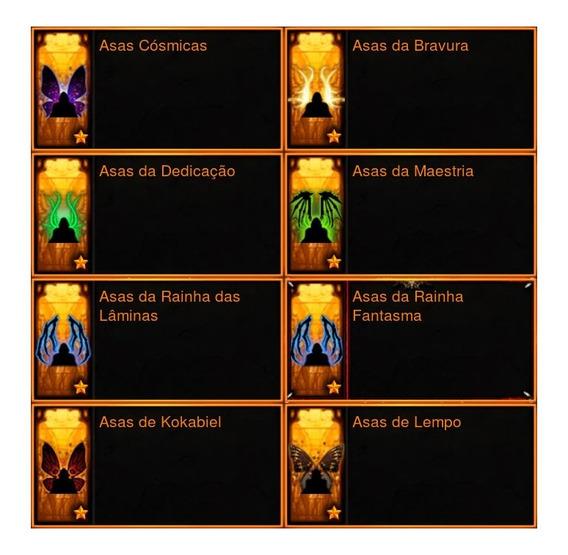 Diablo 3 Ps4 - Pack De Asas + Brindes
