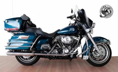 Harley Davidson - Touring Electra Glide Classic Carburada