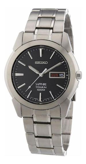 Relógio Masculino Seiko Sgg731p1 Titânio