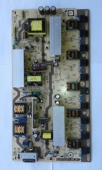 Placa De Fonte Tv Sharp Mod Lc 32r24b