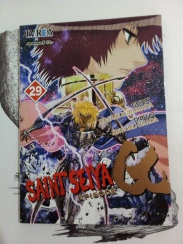 Saint Seiya Episode G #29 - Kurumada - Ivrea 2009