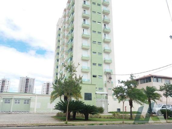 Apartamento Com 2 Dormitórios À Venda, 65 M² Por R$ 290.000 - Jardim Gonçalves - Sorocaba/sp - Ap1818