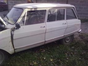 Citroën Ami 8 Elyseé Modelo 1979