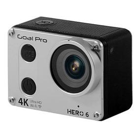 Câmera De Ação Goalpro Hero 6 Sport 16mp 4k Com Wi-fi