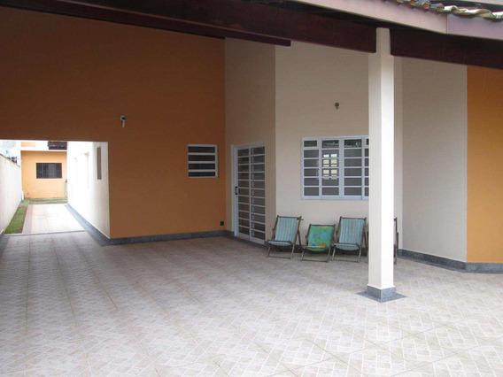 Casa Com 4 Dorms, Cibratel Ii, Itanhaém - R$ 750 Mil, Cod: 706 - A706