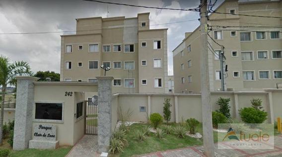 Apartamento Com 2 Dormitórios À Venda, 47 M²- Vila Industrial - Campinas/sp - Ap5505