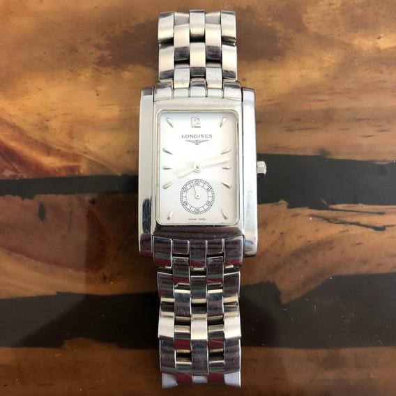 Relógio De Aço Dolce Vita Longines L56554166