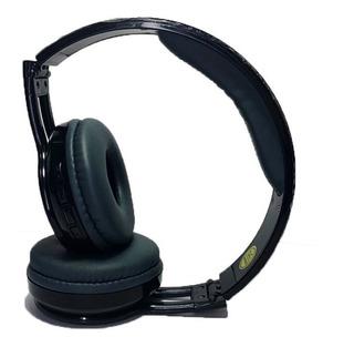 Audífonos Bluetooth Stereo Sound Con Entrada Auxiliar Y Sd