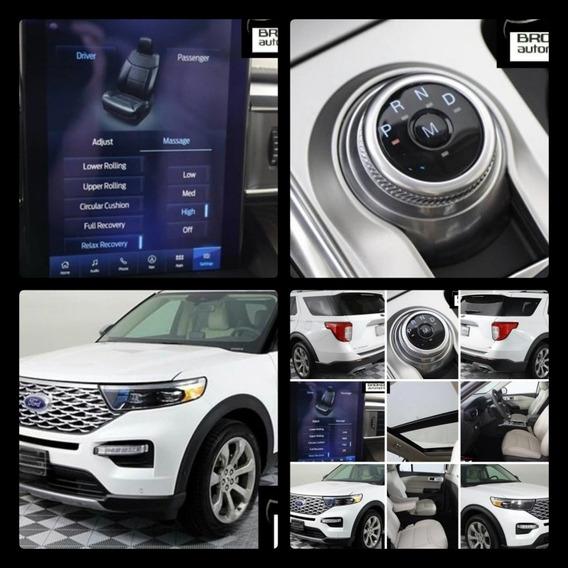 Ford Explorer Platinum Año 2020