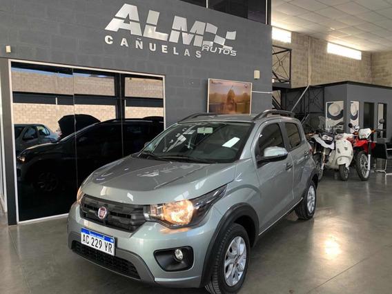 Fiat Mobi 1.0 Way Mod 2018 Excelente Estado!!!
